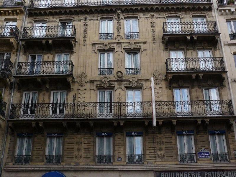 hotel altona 2 sterne paris ile de france paris On hotel altona paris