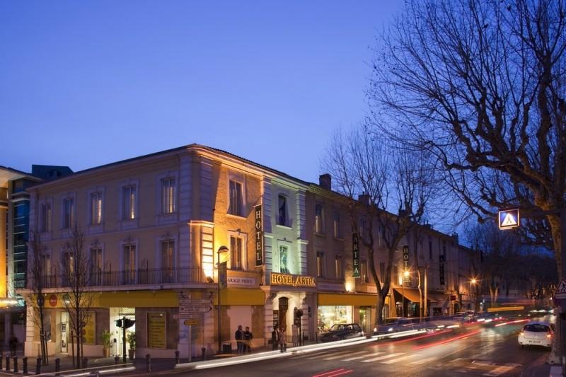 Hotel artea aix centre 3 stars aix en provence for Cote commerce aix en provence