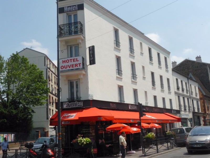 Cafe Hotel De L Avenir Paris