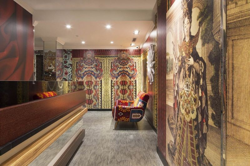 Hotel du continent 3 sterne paris ile de france paris - Hotel continent paris ...