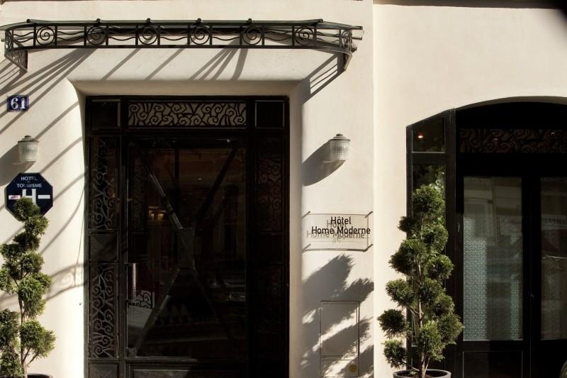 Hotel hotel du home moderne 3 sterne paris ile de france paris - Hotel home moderne paris ...