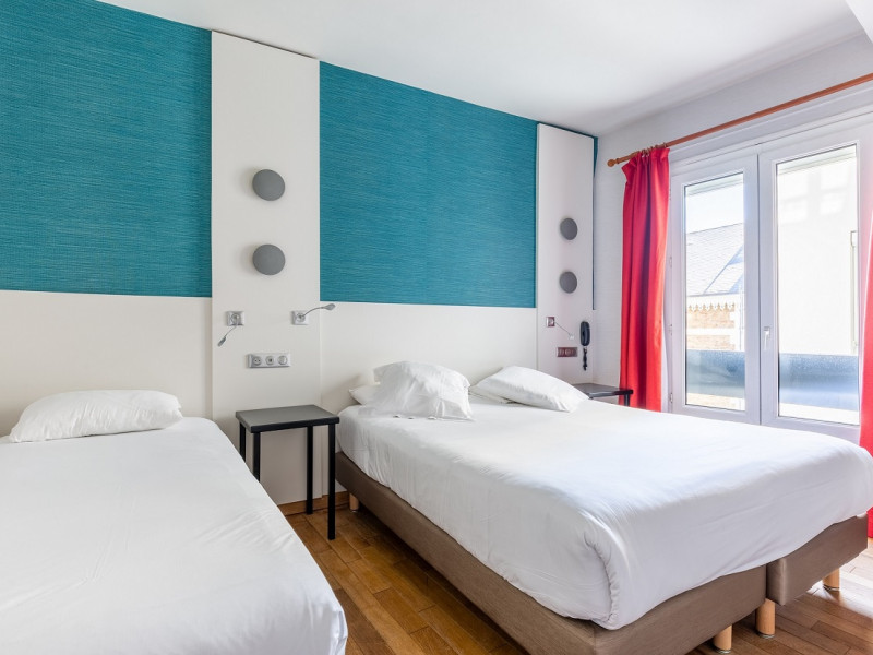 Hotel Kyriad St Malo Plage