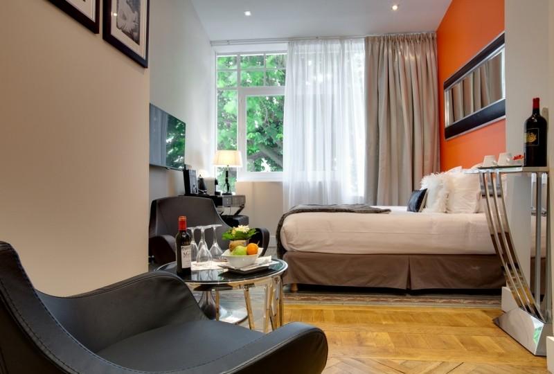 Hotel le boutique hotel bordeaux 4 sterne bordeaux for Boutique hotel bordeaux
