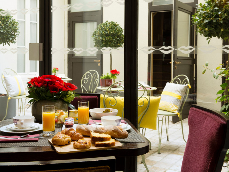 Hotel Le Chaplain Paris Rive Gauche 4 Estrellas Paris