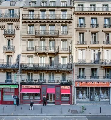 hotel maubeuge gare du nord 2 toiles paris ile de france paris. Black Bedroom Furniture Sets. Home Design Ideas