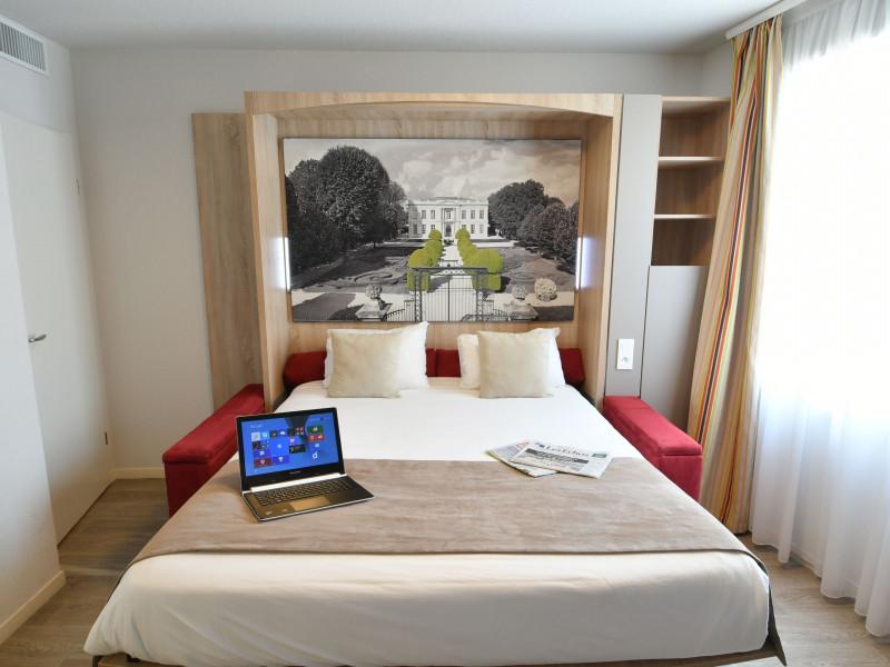 Hotel Mer Et Golf City Bordeaux Lac