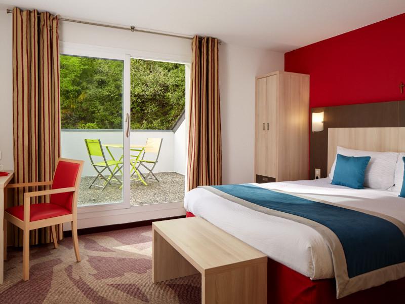 hotel roissy lourdes 3 stars lourdes midi pyr n es hautes pyr n es. Black Bedroom Furniture Sets. Home Design Ideas